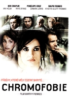 Chromophobia - Czech Movie Cover (xs thumbnail)