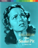 The Snake Pit - British Movie Cover (xs thumbnail)