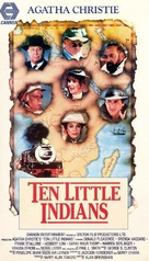Ten Little Indians - Dutch Movie Cover (xs thumbnail)