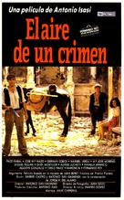 Aire de un crimen, El - Spanish Movie Poster (xs thumbnail)