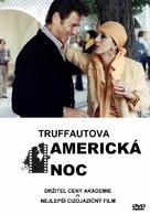 La nuit américaine - Czech DVD cover (xs thumbnail)