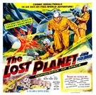 The Lost Planet - Movie Poster (xs thumbnail)