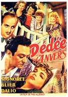 Dédée d'Anvers - Belgian Movie Poster (xs thumbnail)