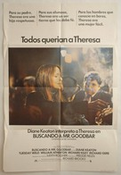 Looking for Mr. Goodbar - Chilean Movie Poster (xs thumbnail)