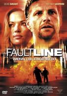 Faultline - German Movie Cover (xs thumbnail)