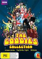 """The Goodies"" - Australian DVD cover (xs thumbnail)"