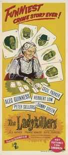The Ladykillers - Australian Movie Poster (xs thumbnail)