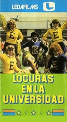 High School U.S.A. - Argentinian VHS cover (xs thumbnail)