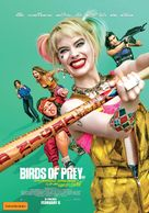Harley Quinn: Birds of Prey - Australian Movie Poster (xs thumbnail)