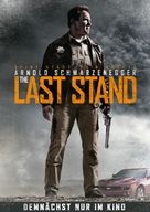 The Last Stand - German Movie Poster (xs thumbnail)