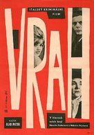 L'assassino - Polish Movie Poster (xs thumbnail)