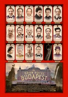 The Grand Budapest Hotel - Spanish Movie Poster (xs thumbnail)