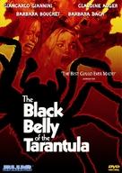 Tarantola dal ventre nero, La - DVD cover (xs thumbnail)