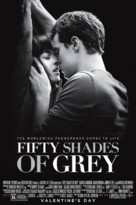 Fifty Shades of Grey - Movie Poster (xs thumbnail)