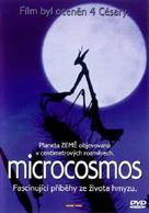 Microcosmos: Le peuple de l'herbe - Czech Movie Cover (xs thumbnail)