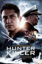Hunter Killer - Movie Poster (xs thumbnail)