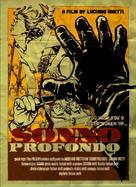 Sonno Profondo - Argentinian Movie Poster (xs thumbnail)