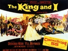 The King and I - British Movie Poster (xs thumbnail)