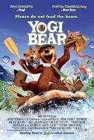 Yogi Bear - British Movie Poster (xs thumbnail)
