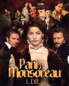 La dame de Monsoreau - Czech Blu-Ray cover (xs thumbnail)