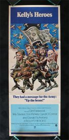 Kelly's Heroes - Movie Poster (xs thumbnail)