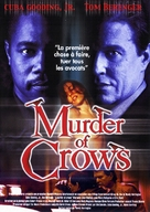 A Murder of Crows - French Movie Poster (xs thumbnail)