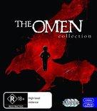 The Omen - Australian Blu-Ray cover (xs thumbnail)