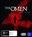 The Omen - Australian Blu-Ray movie cover (xs thumbnail)