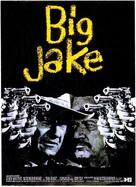 Big Jake - French Movie Poster (xs thumbnail)