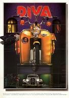 Diva - German Movie Poster (xs thumbnail)