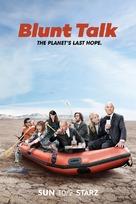 """""""Blunt Talk"""" - Movie Poster (xs thumbnail)"""