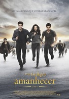 The Twilight Saga: Breaking Dawn - Part 2 - Portuguese Movie Poster (xs thumbnail)
