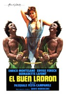 Ladrone, Il - Spanish Movie Poster (xs thumbnail)