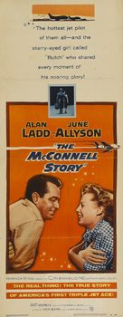 The McConnell Story - Movie Poster (xs thumbnail)