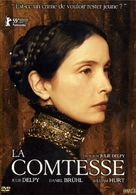 The Countess - French Movie Cover (xs thumbnail)