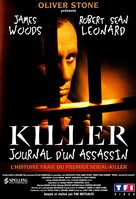 Killer: A Journal of Murder - French VHS cover (xs thumbnail)