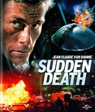Sudden Death - Blu-Ray movie cover (xs thumbnail)