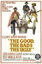 Il buono, il brutto, il cattivo - Australian Movie Poster (xs thumbnail)