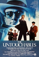 The Untouchables - British Movie Poster (xs thumbnail)
