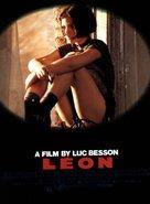 Léon: The Professional - DVD movie cover (xs thumbnail)