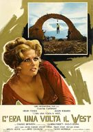 C'era una volta il West - Italian Movie Poster (xs thumbnail)