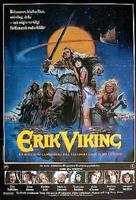 Erik the Viking - Swedish Movie Poster (xs thumbnail)