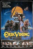 Erik the Viking - Swedish Movie Poster (xs thumbnail)