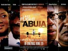 Last Flight to Abuja - British Movie Poster (xs thumbnail)