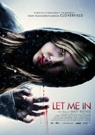 Let Me In - Swedish Movie Poster (xs thumbnail)