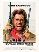 The Outlaw Josey Wales - Movie Poster (xs thumbnail)
