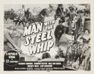 Man with the Steel Whip - Movie Poster (xs thumbnail)