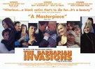 Invasions barbares, Les - British Movie Poster (xs thumbnail)