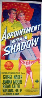 Appointment with a Shadow - Australian Movie Poster (xs thumbnail)