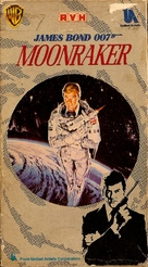 Moonraker - Argentinian Movie Cover (xs thumbnail)